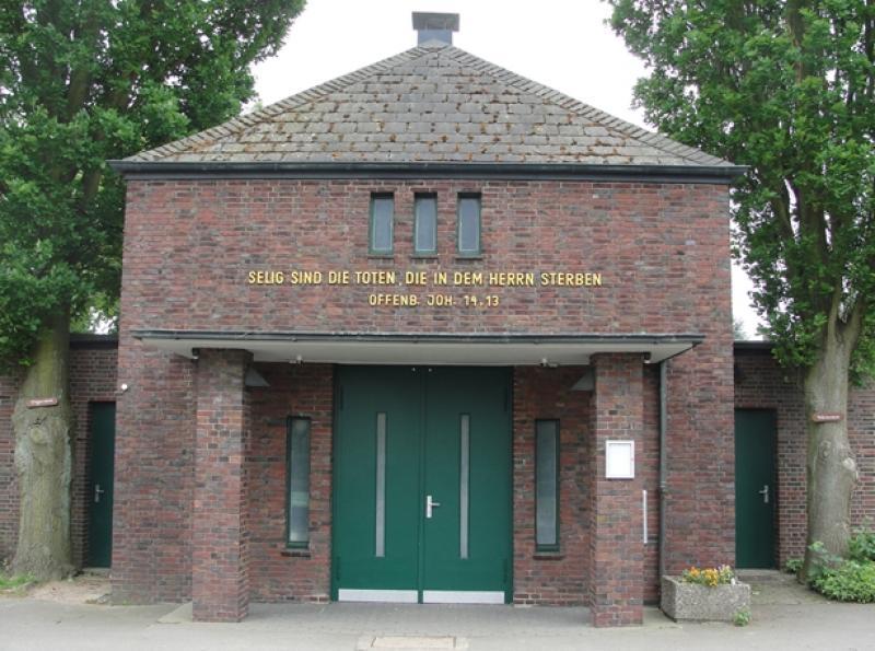 Friedhof Holstenkamp