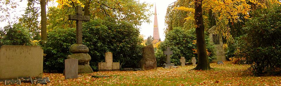 Friedhof Groß Flottbek